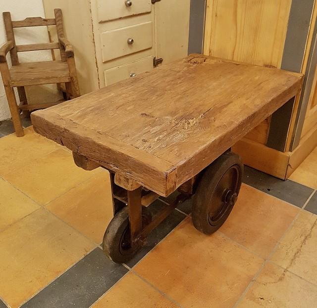 Nieuw salontafels | Vieille France OM-67